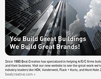 Beal Creative - Rediseño Newsletter