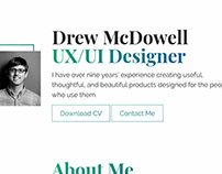 Misc. Web Design Examples