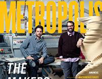 Metropolis Magazine December 2012