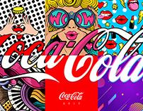 Coca Cola - Calendar Egypt 2017