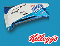 School Work: Rice Krispies Treats Advertising Plan