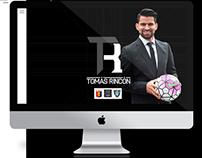 Tomás Rincón TR8 / Website Responsive Design