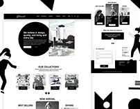 Colorless Web UI | Trend 2021