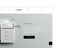 The Template Depot - Website