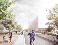 Urbanización en la ribera del Sena | Agence TER | 2012