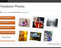 NSAT / Facebook Photo Uploader