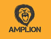 Amplion - Diseño de logo