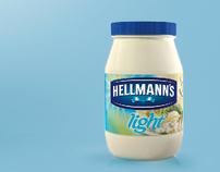 Hellmann's Light - Balloons