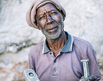 Gemstone Miners of Namibia