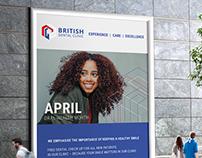 Rebranding | British Dental Clinic UAE