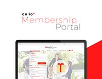 Celio_Membership Portal