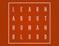 learn about human blood