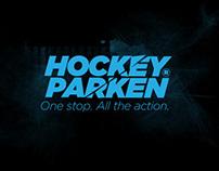 Hockeyparken logotype