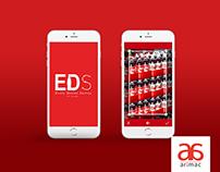 UI Designs | Coca-Cola EDS
