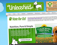 Unleashed Pet Shop Website
