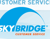 Skybridge website redesign