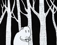 OVE, THE TREE SPIRIT