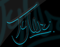 Tyler Signature Project