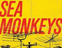 Sea Monkeys Book Cover