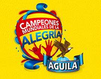 Sitio Aguila Campeones Mundiales de la Alegria