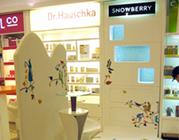 Snowberry Store in Store Design