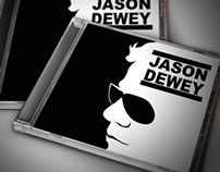 DJ Jason Dewey CD Packaging