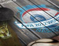 Nashville World Cup Poster