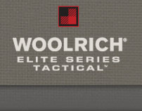Woolrich Elite Series Tactical website
