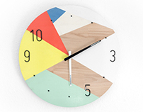 Philipp Pilz Wall Clock