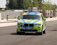 Decoração Integral de Viaturas BMW X1 Audi A3 MB C