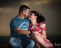 Pre wedding by DHPhotography