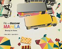 Re + discover Manila
