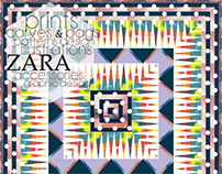 // ZARA Prints  & Accessories //