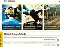 Yahoo! Groups Reimagined