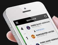 Fifa tracker
