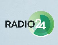 Progetto Vincitore dell'iniziativa CREALOGO Radio24