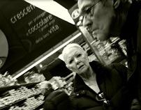 Supermarket people