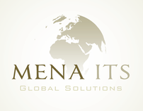 MENA ITS Branding and Web Design