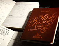 Notes & Dabbles® | Product Shot (Whisky Journey)