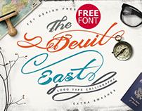 Devil East Free Font