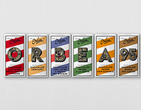 Chocolates Orbea 95 aniversario