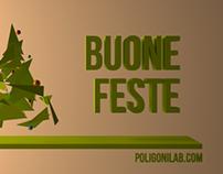 Buone Feste da PoligoniLab!