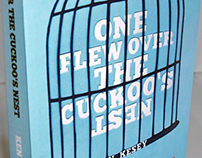 Penguin Book Jackets- One Flew Over the Cuckoo's Nest