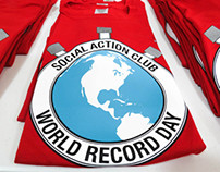 World Record DAY Shirt