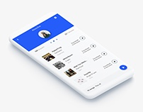 Shazam App - Redesign Concept