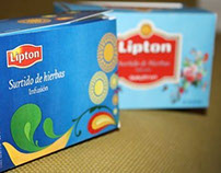 Lipton Tea Project
