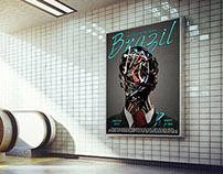 Movie Poster - Brazil (1985)