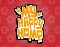 MY HAPPY HOME