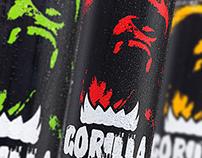 """""""Gorilla"""" - new brand creation."""