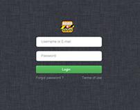 Builder4App / UI/UX Design